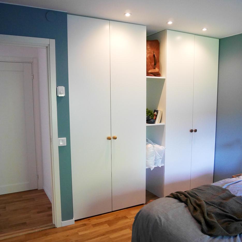 IKEA garderob inspo